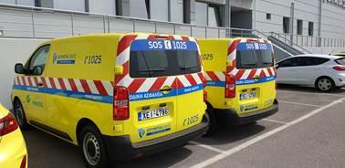 Δύο νέα ηλεκτροκίνητα οχήματα στον στόλο της Ολυμπίας Οδού