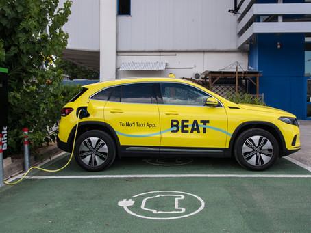 ΒΕΑΤ: Μηδενικοί ρύποι έως το 2025 με προτεραιότητα στα ηλεκτρικά ταξί