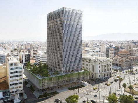 Η ανακατασκευή του πύργου Πειραιά στην «ΤΕΡΝΑ»