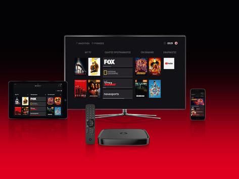 Νέες αποκλειστικές σειρές HBO και HBOmax στο Vodafone TV