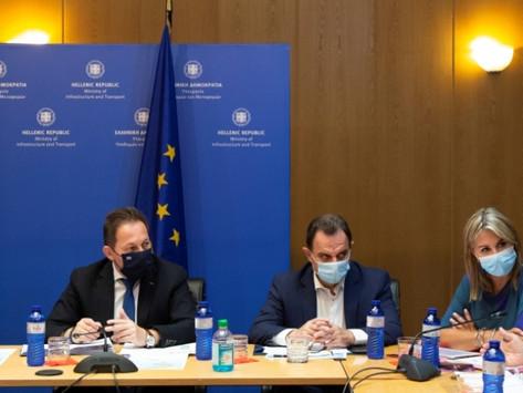 Οδική ασφάλεια: η δεύτερη συνεδρίαση της Κυβερνητικής Επιτροπής