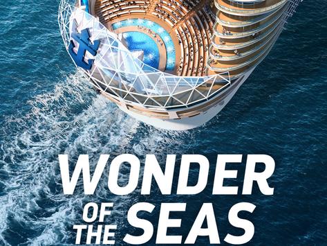 Το «Wonder of the seas» σαλπάρει για ΗΠΑ κι Ευρώπη