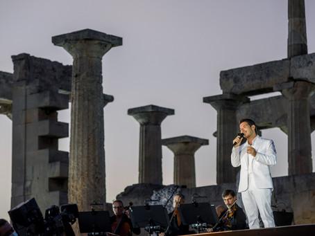 Από τον ναό της Αφαίας η Ελλάδα «ταξιδεύει» στον κόσμο