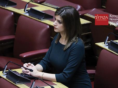 Νοτοπούλου: χρειαζόμαστε οργανισμούς διαχείρισης και προώθησης προορισμών