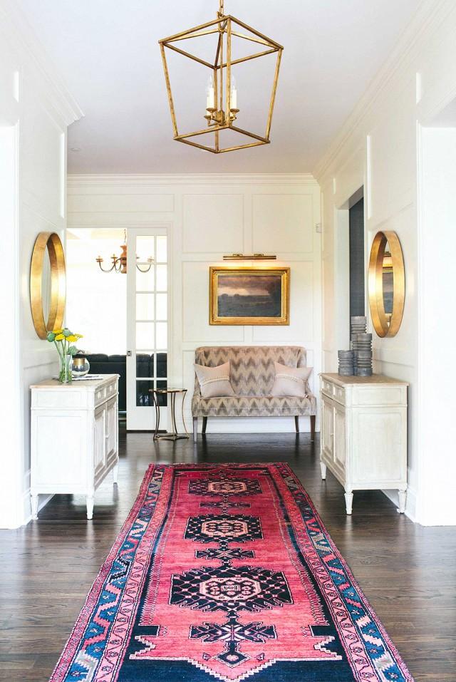 Fuchsia Bohemian Carpet - Accessory
