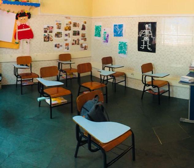 Sala de Aula Cesem