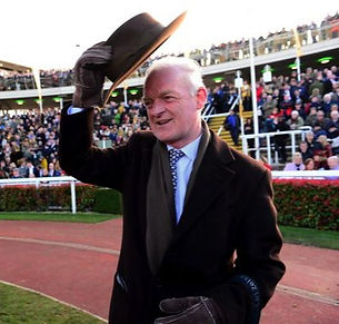 Willie Mullins from Team Equissage