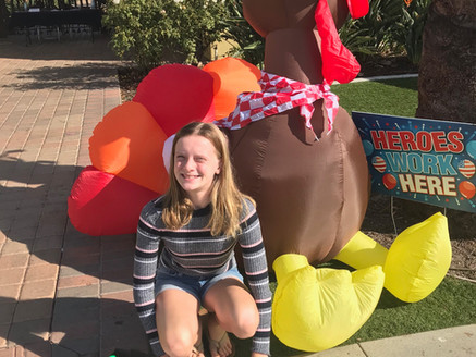 OC Kids Supports OC Rescue Mission During Thanksgiving