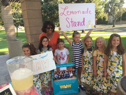 Lemonade stand details
