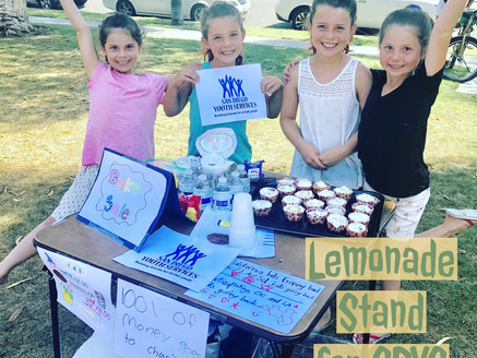 San Diego Youth Services Bake/ Lemonade Sale