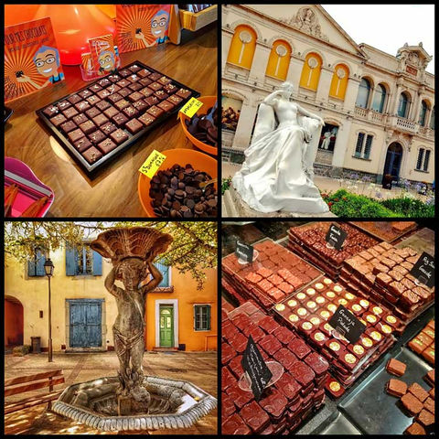 Cocoa & Grapes Food Tour photos of La Bastide de Carcassonne and Chocolates from Carcassonne