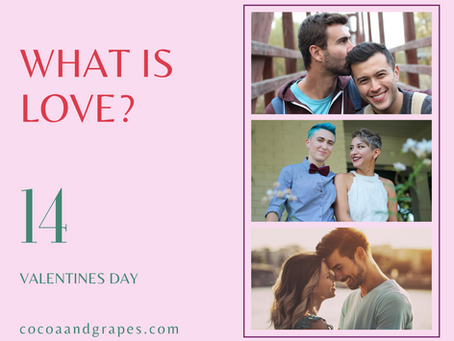 Love is Love… But what is LOVE?