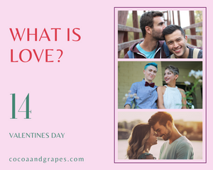 Love is Love - A collage of photos of young gay, lesbian and straight couples in love
