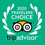 TripAdvisor 2020 Travelers Choice Award Logo