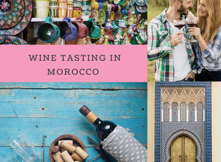 Keep an eye out for Moroccan Wines. You might be pleasantly surprised.
