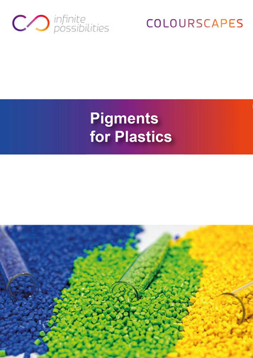 New Plastics brochure