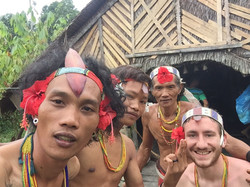 this is life in jungle of siberut mentaw