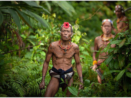 Mentawai experience travel Indonesia Meet the tribe in the jungle of West Sumatra Siberut Indonesia