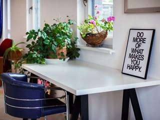 Free Wi-Fi & Workspace