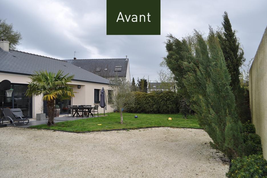 Cèdre Blanc - paysagiste - Nantes