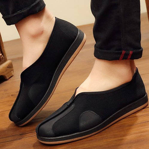 Traditional kung fu shoes
