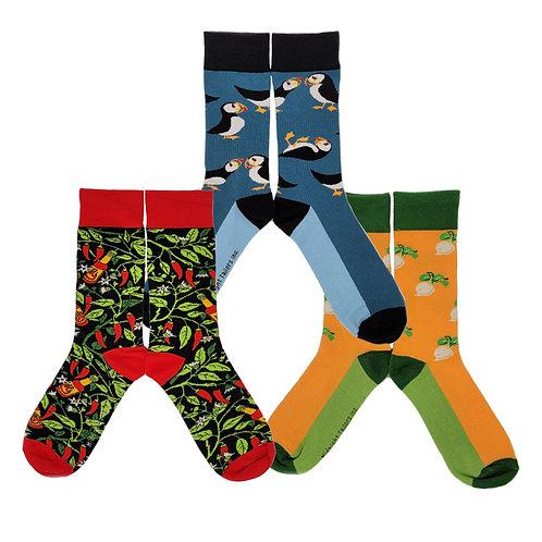 3 for $45 - Socks