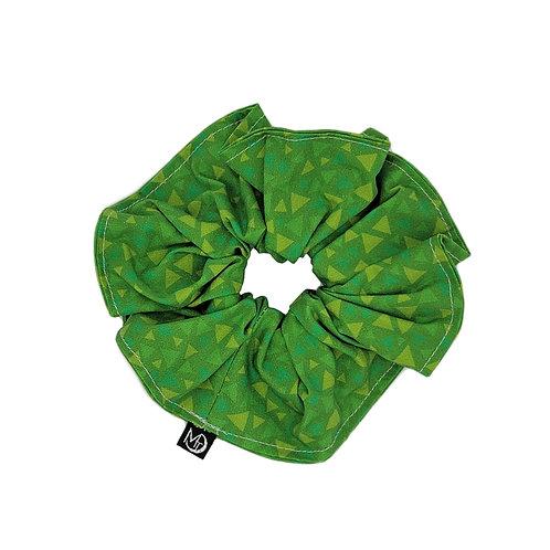 New Horizons Grass - Scrunchie