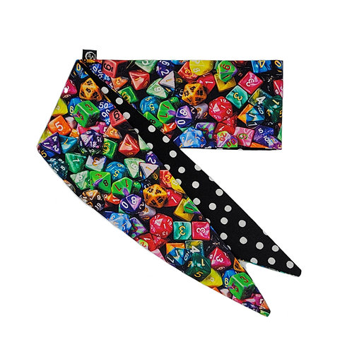 Dice - Rockabilly Scarf