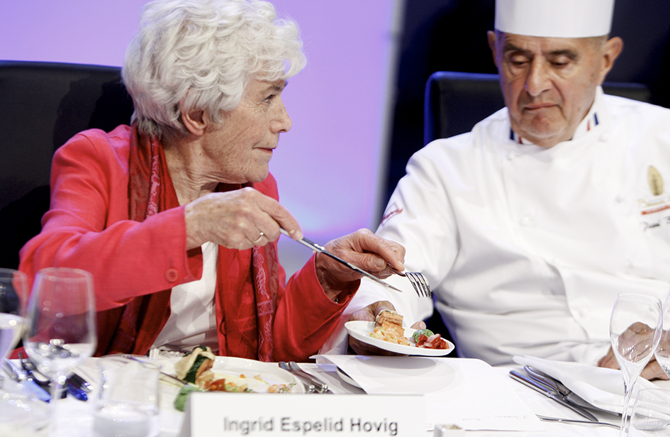 Ingrid Espelid Hovig-Paul Bocuse