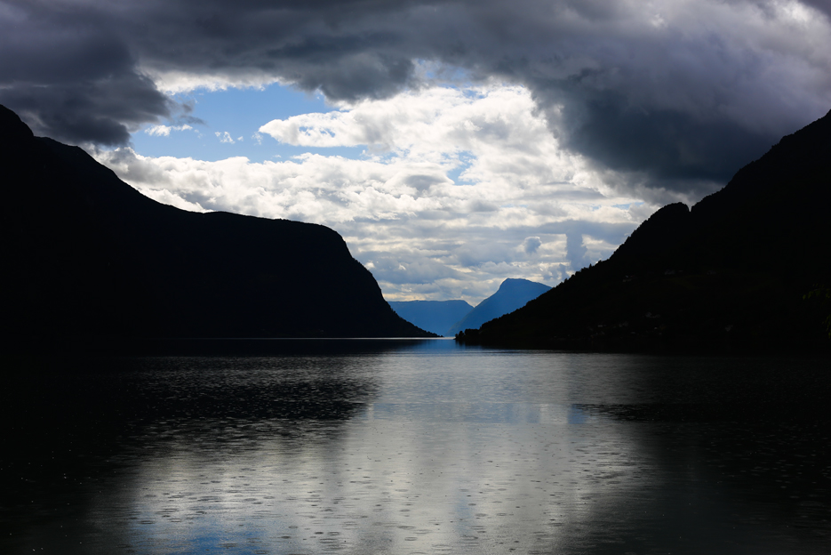 Sognefjorden, (Lusterfjorden)