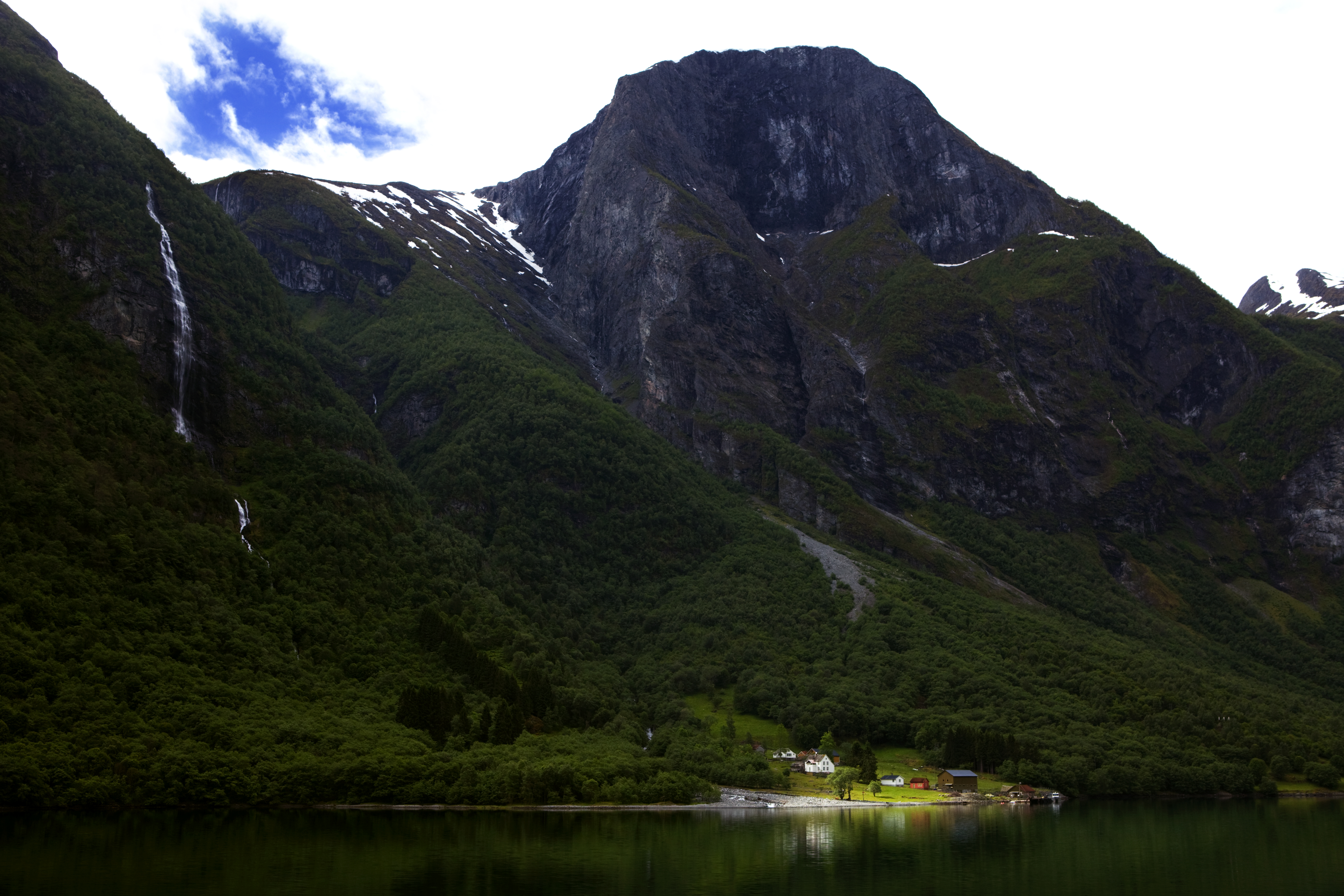 Styvi, Nærøyfjorden