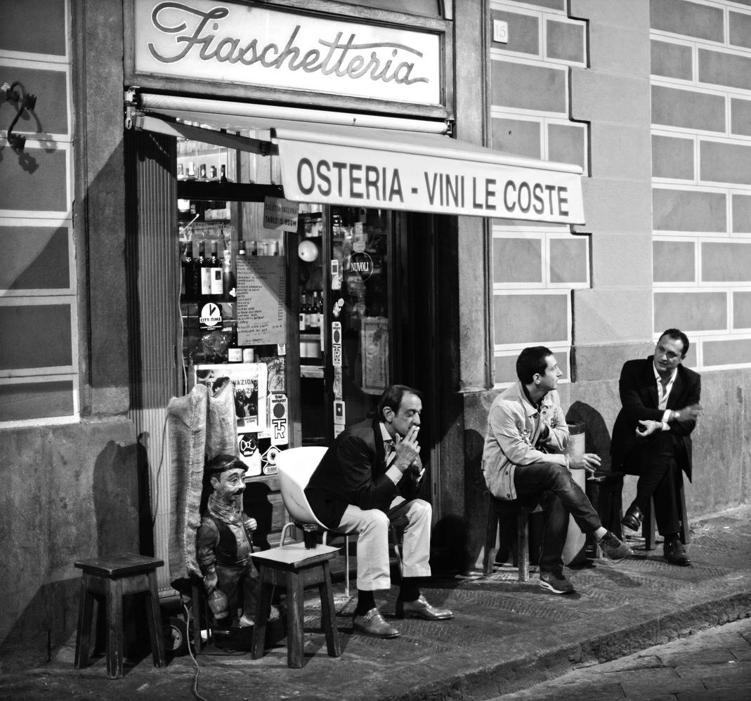 Osteria Vini Le Coste, Firenze