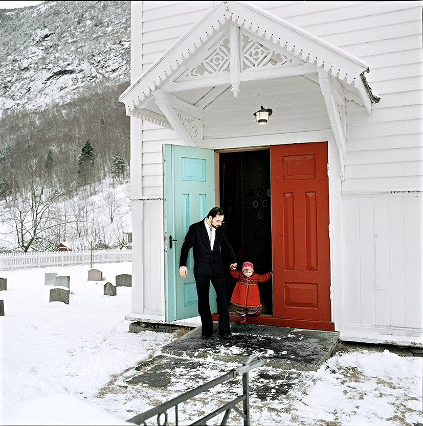 Fresvik kirke