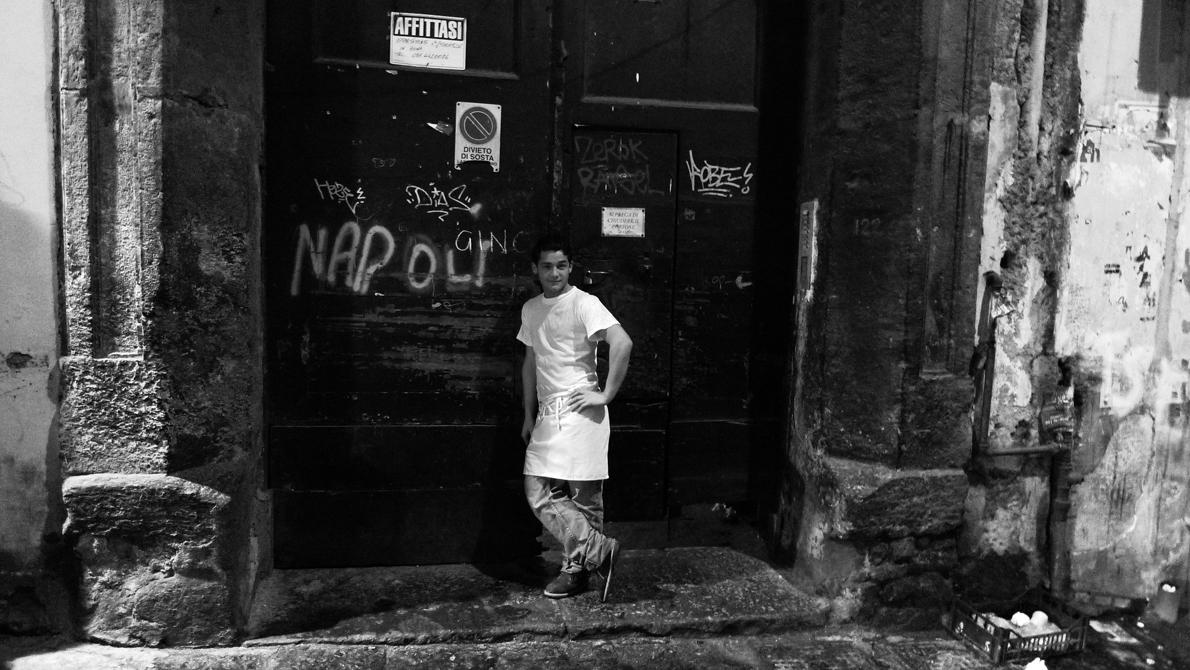 Pizzakokk Napoli
