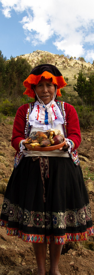 Food Forever Experience Peru