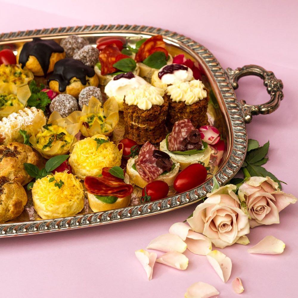 Sweet & Savoury Platter