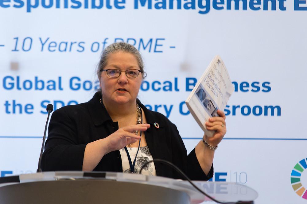 Professor Carole Parkes