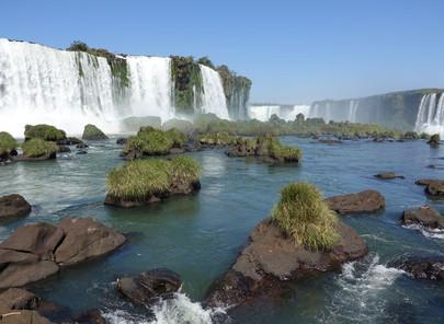 Chutes Iguaçu - Brésil