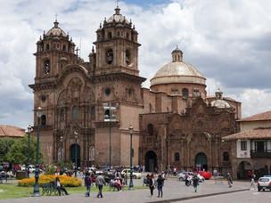 La capitale de l'empire Inca : Cusco