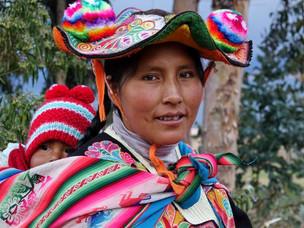 Entrée au Pérou - 'Adieu la Bolivie'