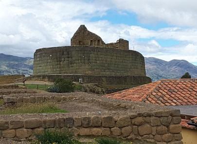 Site Archéologique Ingapirca