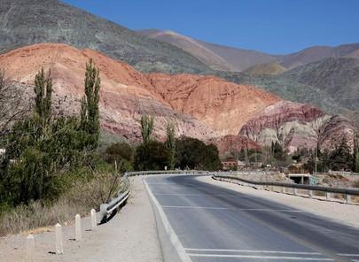 Purmamarca - Salinas Grande