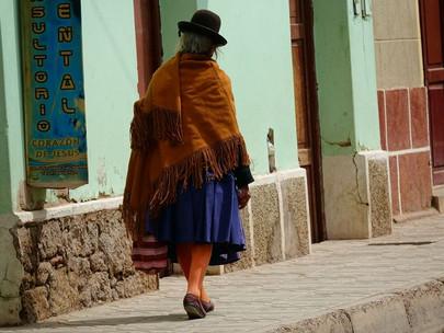 Bienvenudos en Bolivia - Tupiza