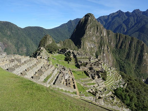 La ville sacrée des Incas : Machu Picchu
