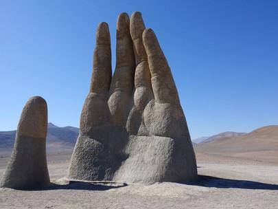 Antofagasta - Observatoire Cerro Paranal