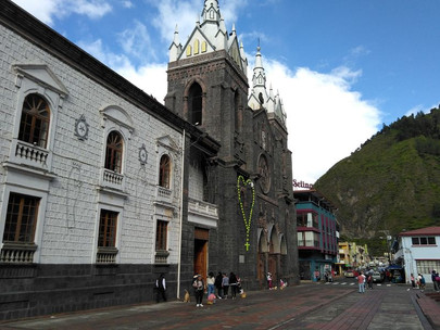 Banos - Guayaquil