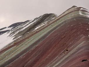 Rainbow mountain - Montagne 7 couleurs