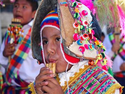 """Carnaval de la """"Virgen De Guadalupe"""" à Sucre"""