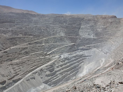 Mina de Chuquicamata - Calama