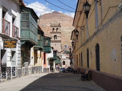 Ojo del Inca - Potosi